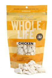 Whole Life Chicken Treats , 1 oz., 4 oz., 10 oz., & 21 oz. for Dogs or Cats